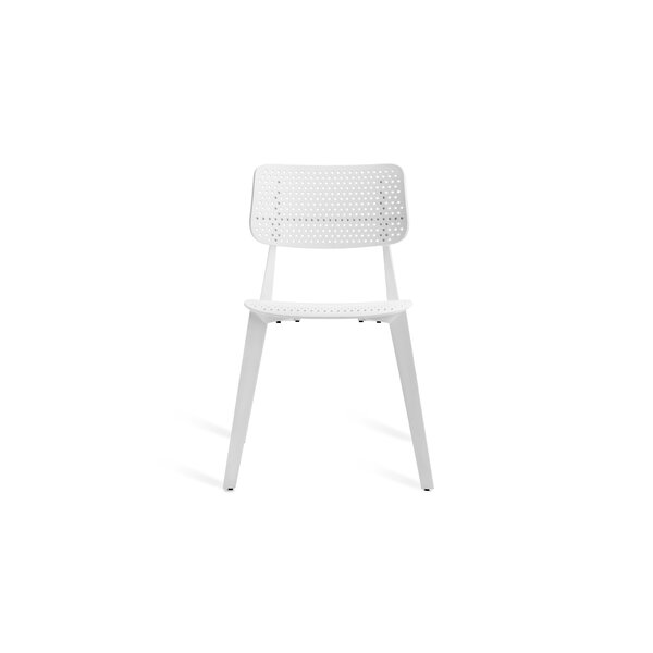 Catawissa Commercial Stacking Patio Dining Chair by Ebern Designs