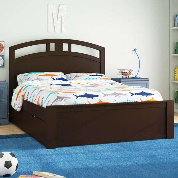 Granville Arch Platform Bed by Three Posts Baby & Kids
