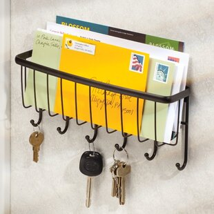 Eilerman 10 7 X 8 4 2 9 Mail Letter Holder And Key Hooks