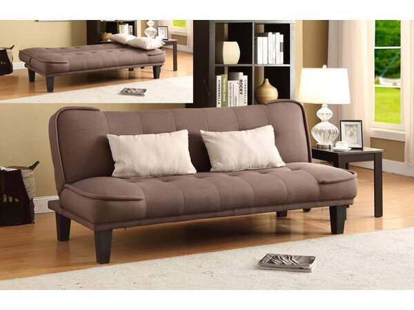 Kilk Klak Convertible Sofa by Wildon Home®