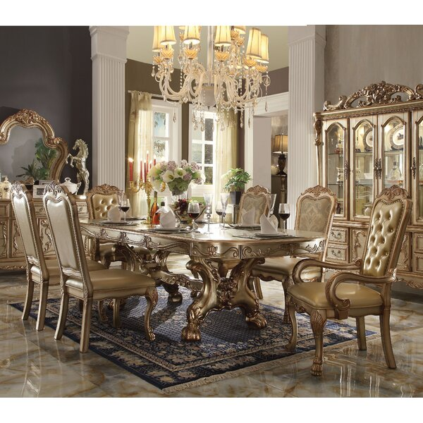 Welliver 7 Piece Extendable Dining Set by Astoria Grand