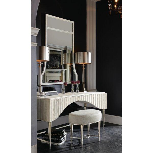 Domain Vanity Set with Mirror by Bernhardt