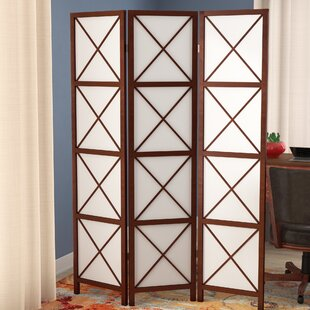 Odette Screen 3 Panel Room Divider By World Menagerie