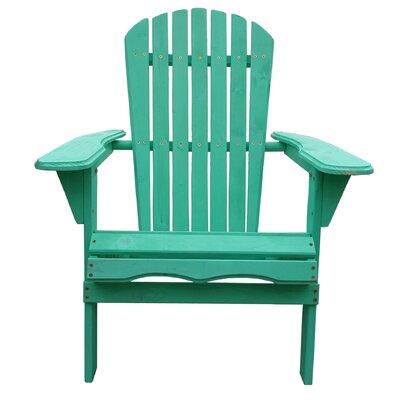 Green Adirondack Chairs You Ll Love In 2020 Wayfair