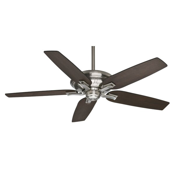 60 Brescia® 5-Blade Ceiling Fan - Motor Only by Casablanca Fan