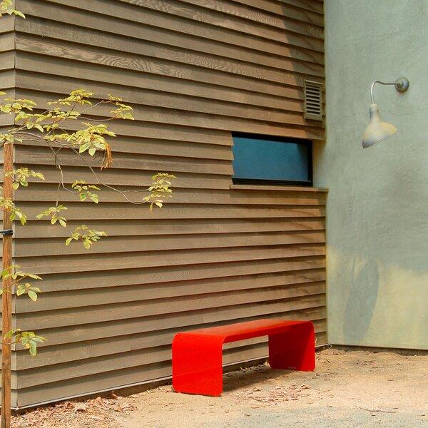 Flow Aluminum Picnic Bench by Orange22Modern