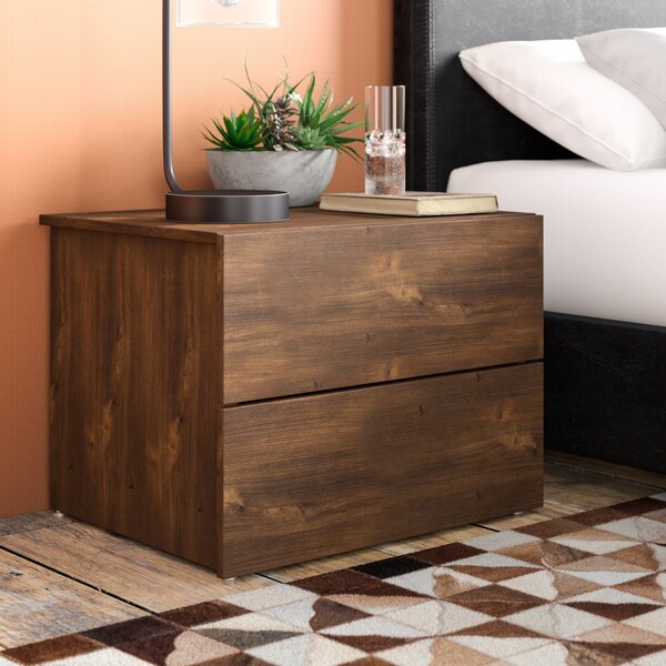 Seeley 2 Drawer Nightstand by Trent Austin Design