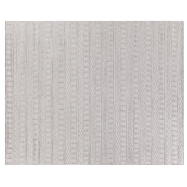 Addison Hand-Woven Aluminum Area Rug by Exquisite Rugs