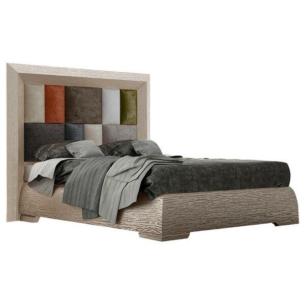 Petry Upholstered Standard Bed by Loon Peak