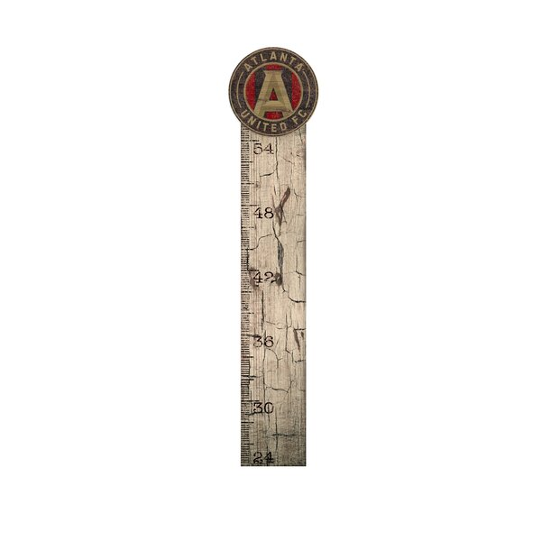 Atlanta United Sign Growth Chart by Fan Creations