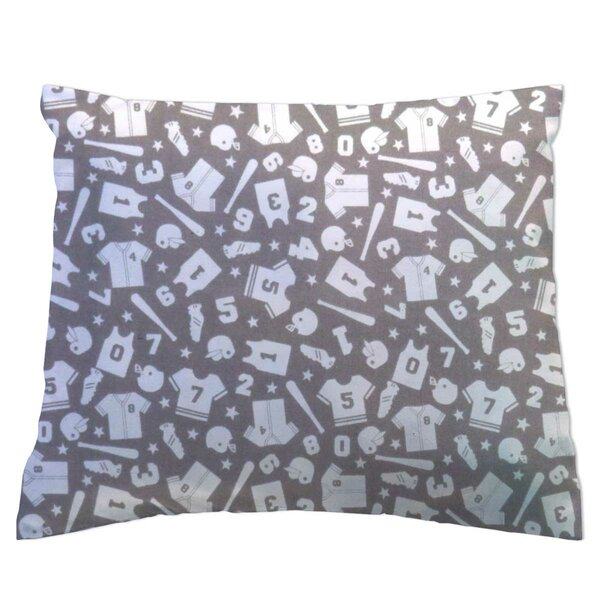 Salinas Sports Twin Pillow Case by Harriet Bee
