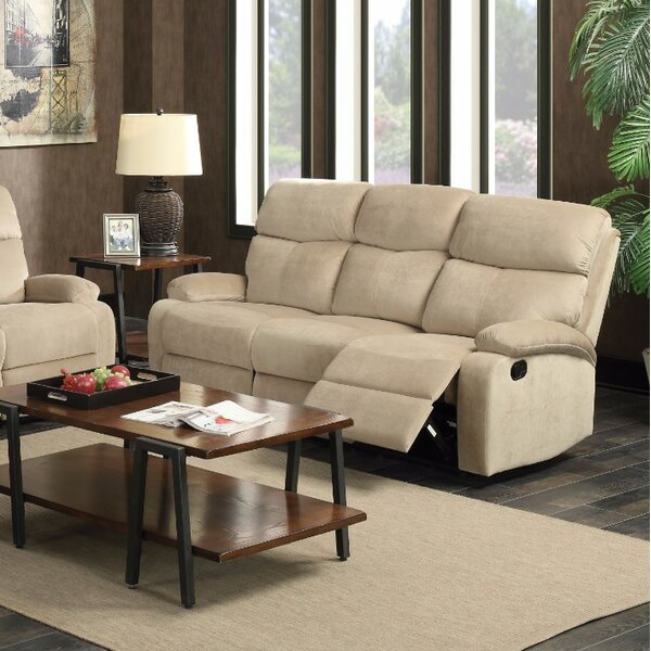 Ponton Motion Reclining Sofa by Winston Porter