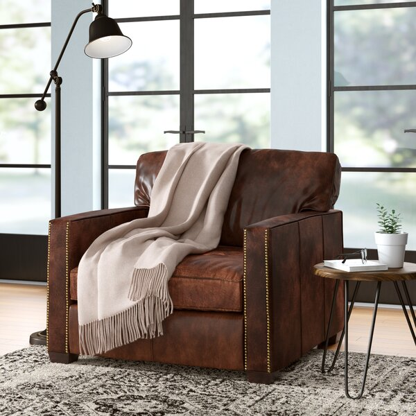 Cribbs Club Chair By Fleur De Lis Living