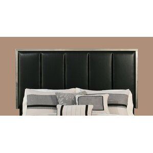 Lorelie Upholstered Panel Headboard by Sandberg Furniture