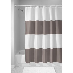 brown waffle shower curtain. Zeno Shower Curtain Brown Curtains You ll Love  Wayfair