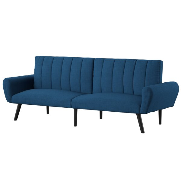 Classen Sleeper Couch Convertible Sofa by Mercury Row
