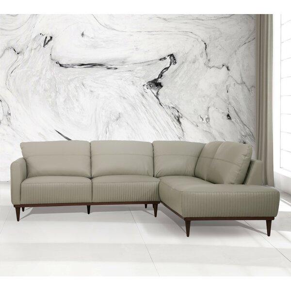 Klutsch Sectional Sofa By Orren Ellis