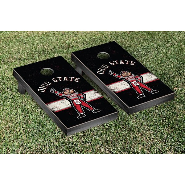 NCAA Banner Version Cornhole Game Set by Victory Tailgate