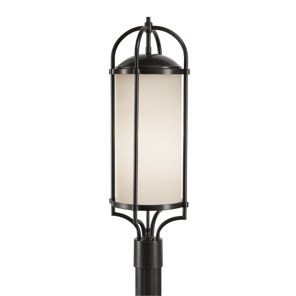 Espana 3-Light Outdoor Post Light by Millwood Pines