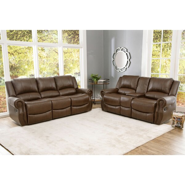 Baynes 2 Piece Reclining Living Room Set By Darby Home Co