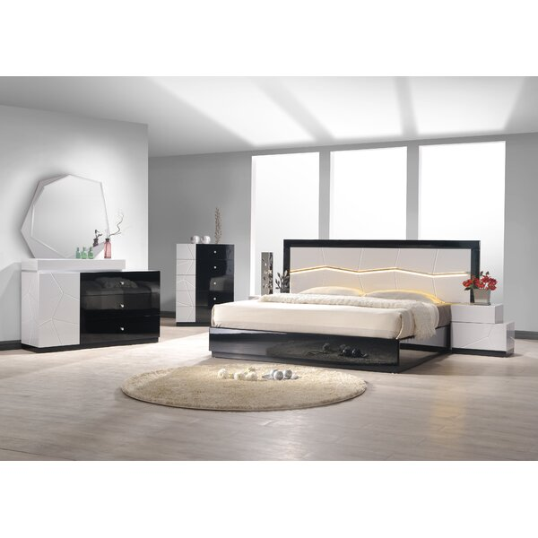 Astaire Platform Configurable Bedroom Set by Orren Ellis