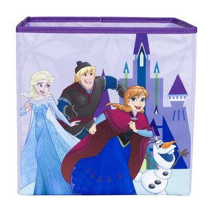 Find the perfect Disney Frozen for Toys Fabric Cube or Bin ByEverything Mary