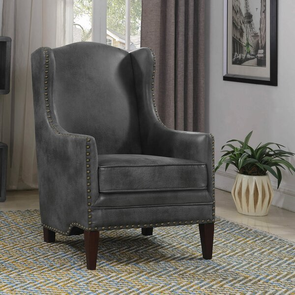 Giard Wingback Chair by Foundry Select Foundry Select