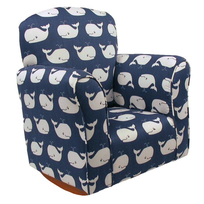 Starla Whale Tales Kids Chair