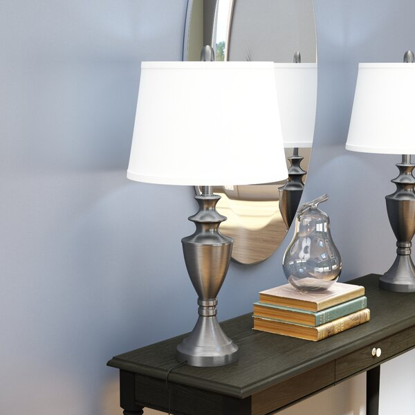 Bennett 27.5 Table Lamp by Charlton Home