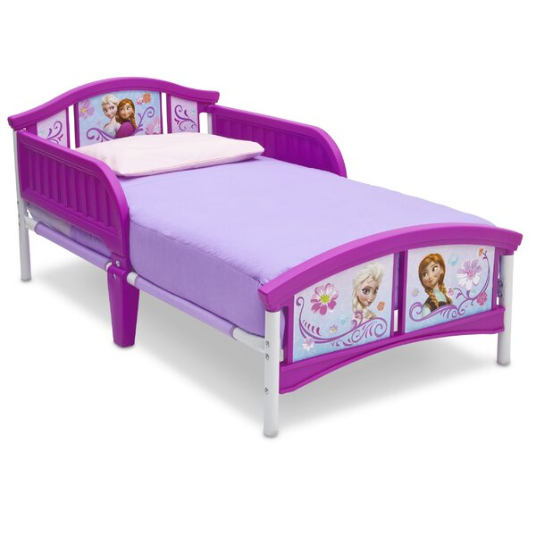 Disney Frozen Convertible Toddler Bed by Delta Children