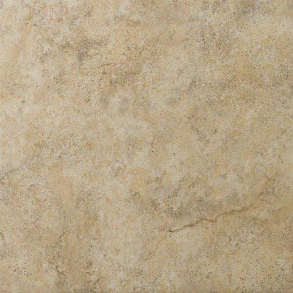 Toledo 17 x 17 Ceramic Field Tile in Walnut by Emser Tile