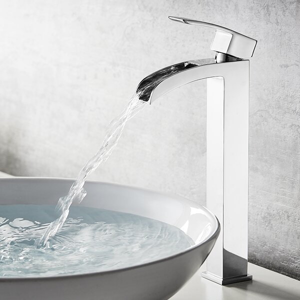 Belair Single Hole Bathroom Faucet by Vinnova
