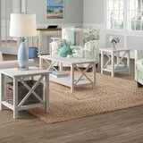 Ruthwynn 3 Piece Coffee Table Set