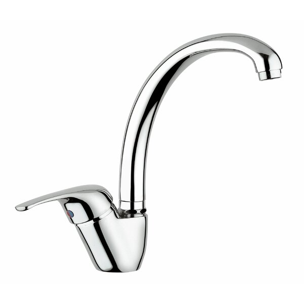 Single Handle Kitchen Faucet by Andolini Home & Design Andolini Home & Design