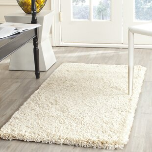 Mckeehan And Flokati Ivory Area Rug