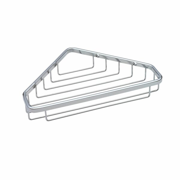 Miscellanious Commercial Metal Wall Mounted Shower Basket by Delta