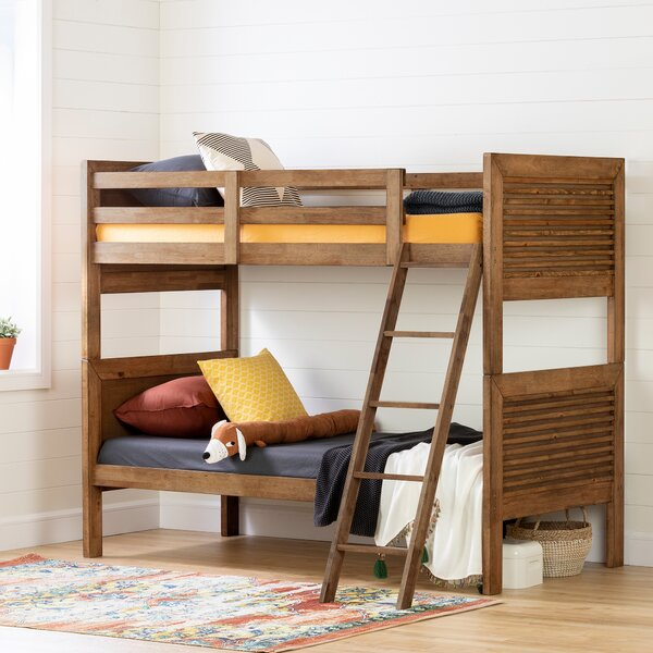 Lubello Twin Bunk Bed by South Shore
