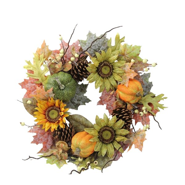 24 Wreath by Admired by Nature
