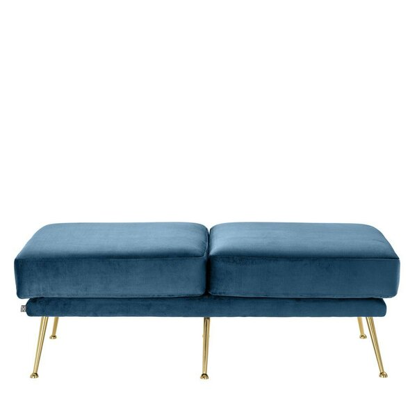 Tahoe Upholstered Bench by Eichholtz