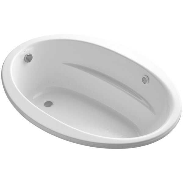 Sunward Bubblemassage 60 x 42 Soaking Bathtub by Kohler
