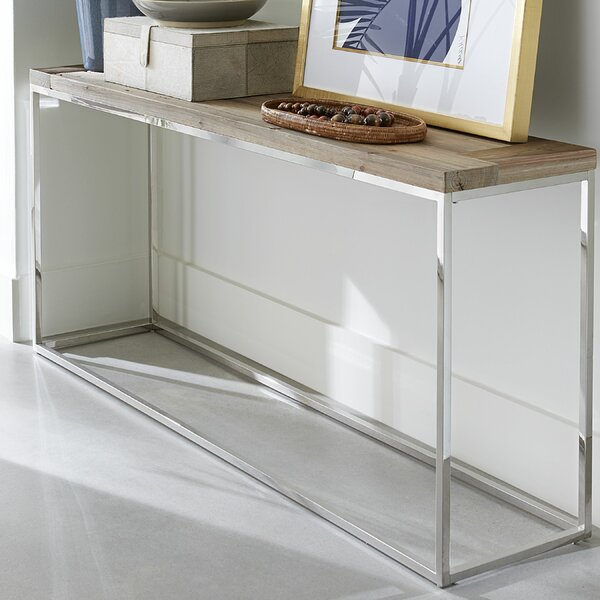Liliane 67'' Console Table by Orren Ellis Orren Ellis