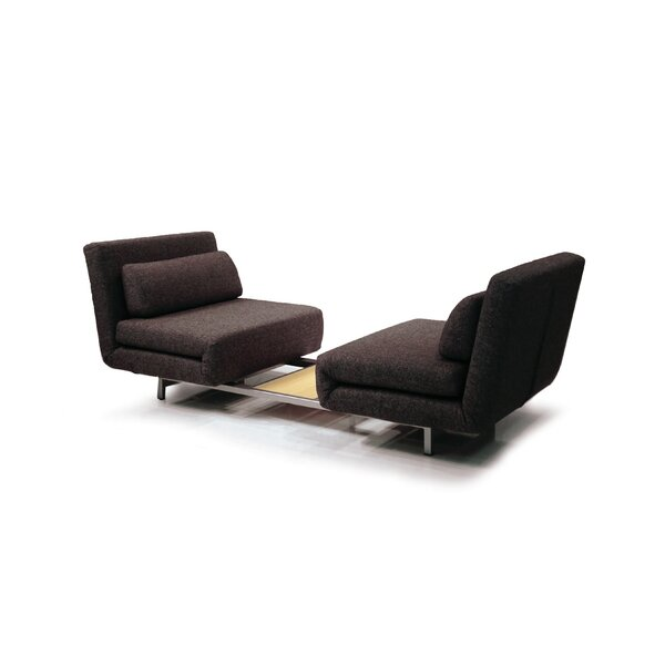 Iso Sleeper 1 Piece Living Room Set by Mobital