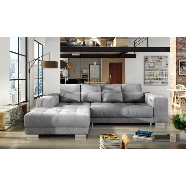 Audette Sleeper Sectional by Orren Ellis