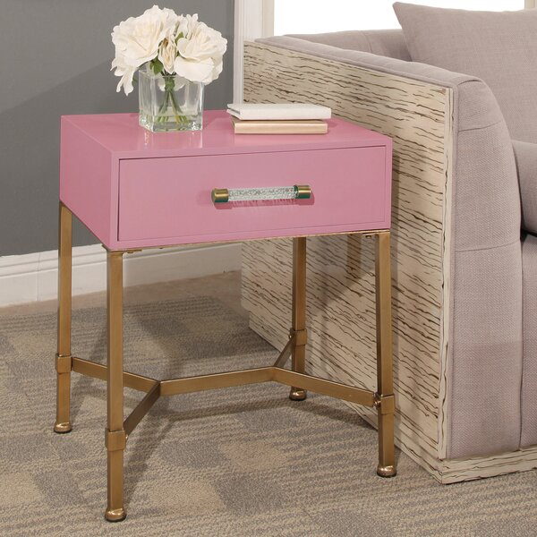 Sophie End Table by Abbyson Living