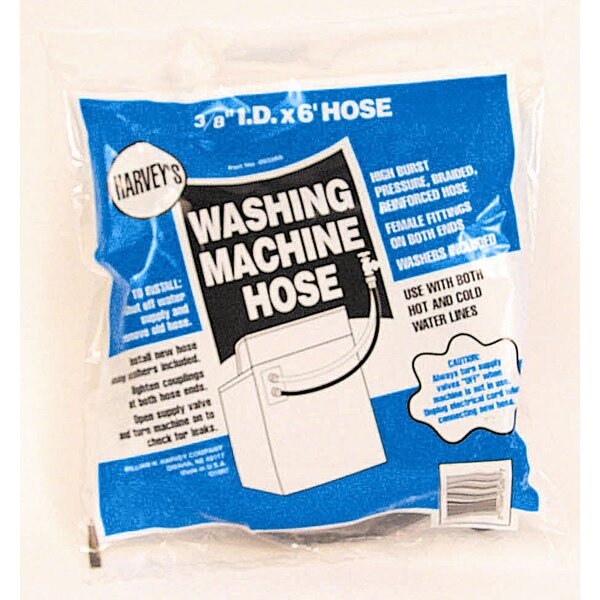 Washing Machine Inlet Hose by Wm Harvey Co