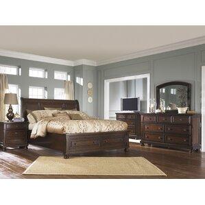 Hanley Platform Configurable Bedroom Set by Astoria Grand