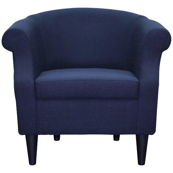 @ Marsdeni Barrel Chair by Latitude Run| #$258.00!