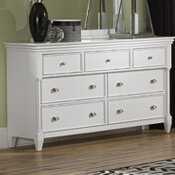 McLelland 7 Drawer Standard Dresser by Darby Home Co