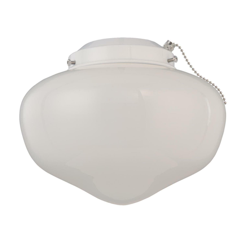 Red Barrel Studio 1 Light Schoolhouse Ceiling Fan Light Kit