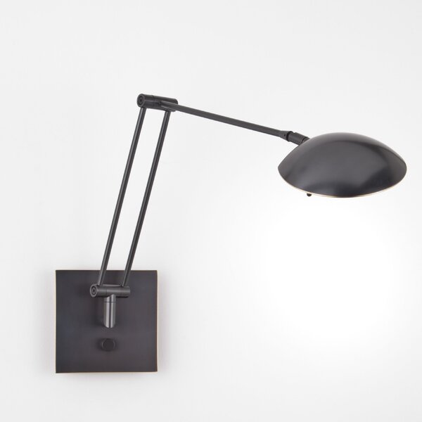 Carlyle Swing Arm Lamp by Holtkötter
